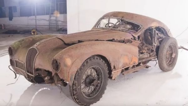 Look On In Horror At These 12 Valuable Barn Find Cars