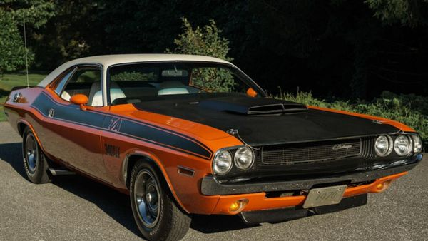 Even The Tiger King Would Bow To This Feisty 1970 Dodge Challenger T/A