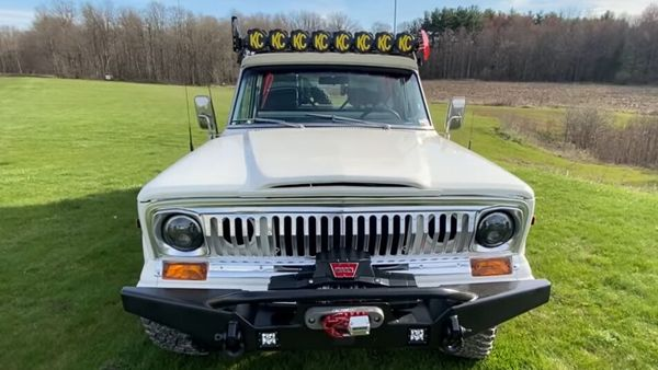 This Jeep J20 Overland Build Is Awesome