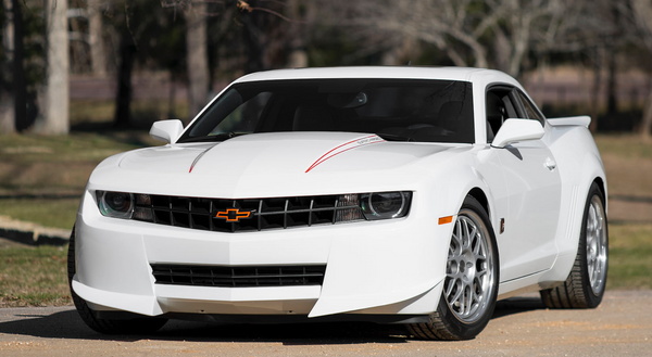 1 Of 35 Hendrick Motorsport Edition Camaro SS Heads To Auction