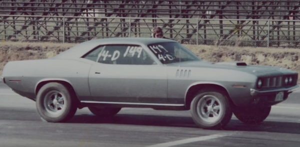 1971 'Cuda Is The Center Of One Man's Mopar Obsession