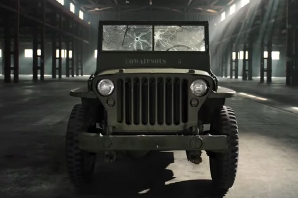 Watch This Jeep Old Faithful Commercial