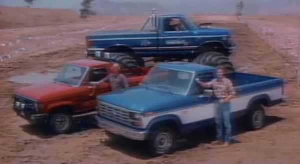 Watch These Old Ford Truck Commercials