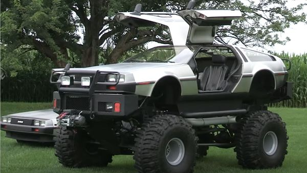 These DeLorean Builds Are Crazy