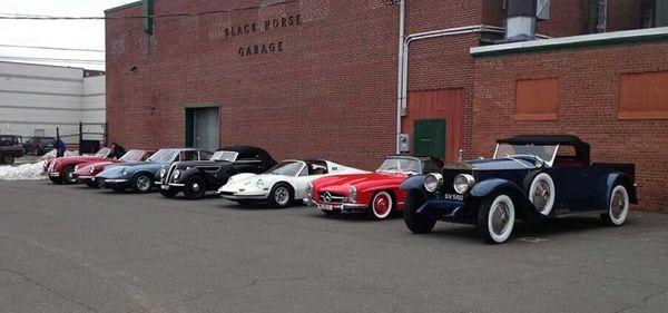 Trust Black Horse Garage To Service Your Beloved Classic Or Exotic Car