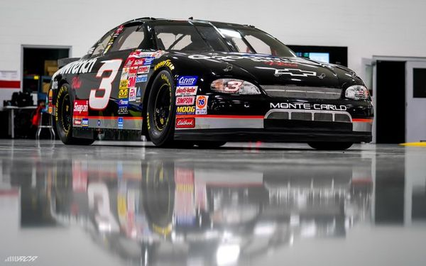 UPDATE: Dale Earnhardt's 1996 Monte Carlo Sold At Barrett-Jackson Online For $425K