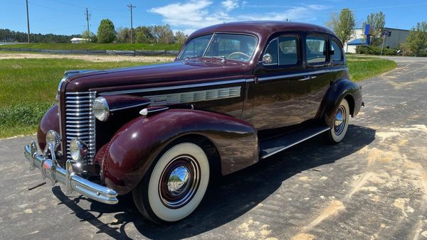 Roll In Style With This 1938 Buick Special