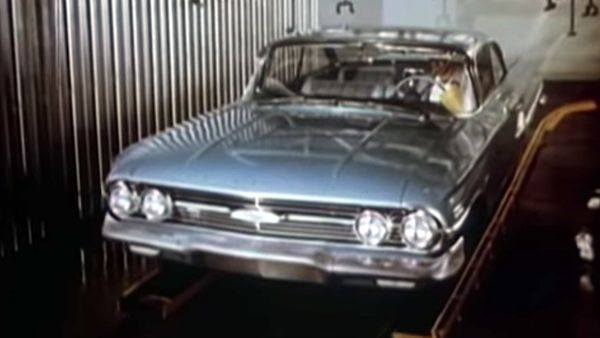 Watch Footage Of These 1960 Chevrolet Impalas Being Built