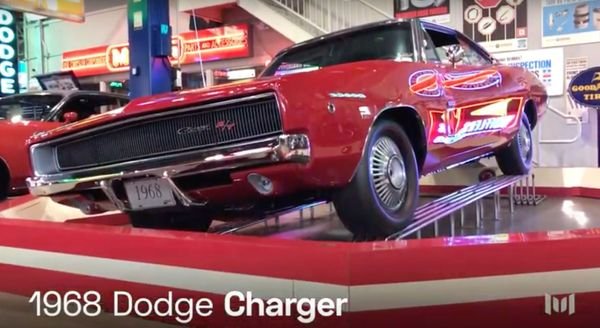 10 Facts You Might Not Have Known About The Charger