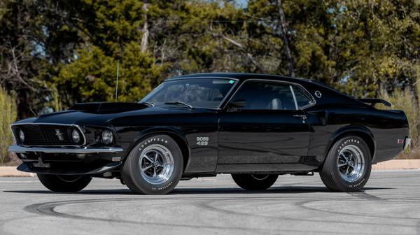 1969 Ford Mustang Boss 429 Owned By Paul Walker Heading To Mecum