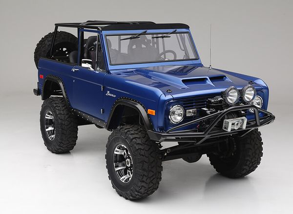 Motorious Readers Get Double Entries To WIN This Bronco