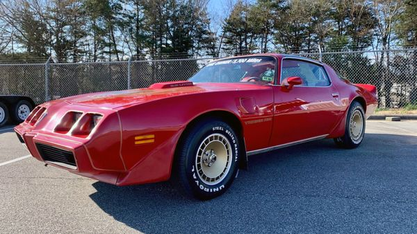 One-Owner 1981 Pontiac Trans Am Is An All-Original Survivor