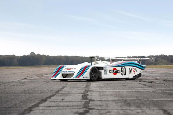 Watch This 1982 Lancia LC1 Racecar In Action