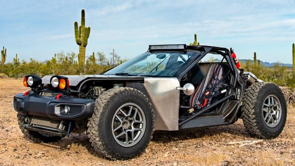 Custom C5 Corvette Dune Buggy Sells For $24K