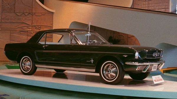 Ten Things You Didn't Know About The Classic Ford Mustang