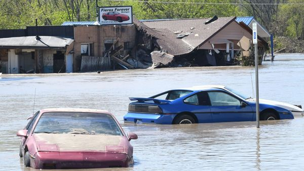 Pontiac Fiero Collection Destroyed In Michigan Flood