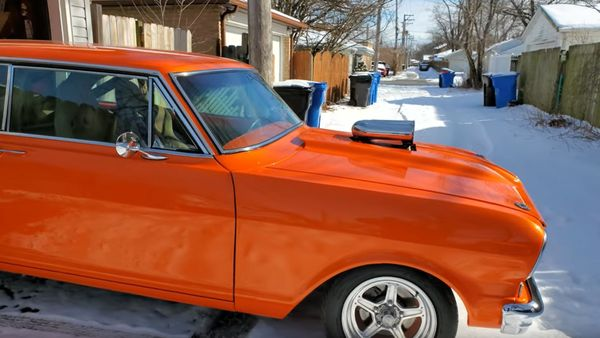 Neighbor Complains About Man's Chevy Nova SS Hot Rod