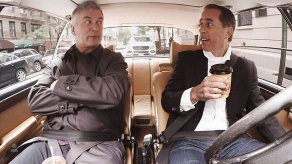 Seinfeld Pumps The Brakes On Comedians In Cars Getting Coffee