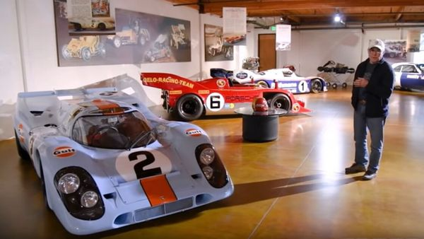 Check Out Bruce Canepa's Car Collection