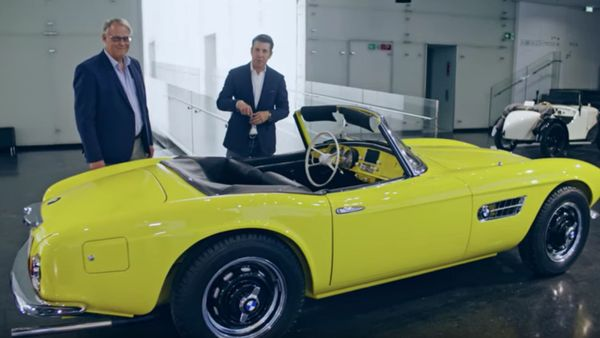BMW Group Launches Classic Car Webisode Series