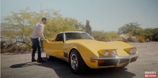 Would You Share A Corvette With Your Sibling?