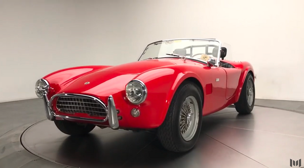 10 Facts You Might Not Have Known About The Shelby Cobra