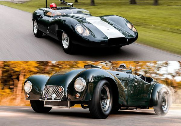 Choose One: A 1946 Allard K1 Or Lister-Jaguar Costin Tribute By Tempero?
