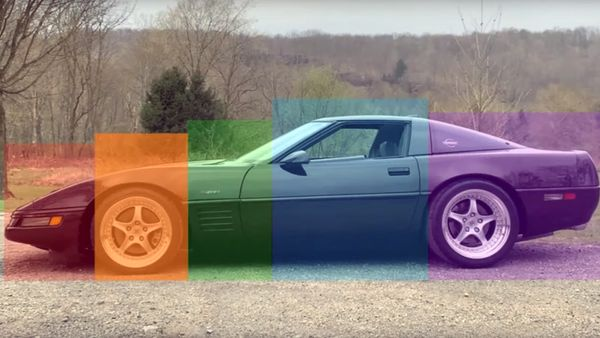 Spot All The Differences On A C4 ZR-1