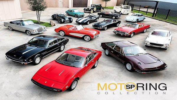 15 Collectible Cars Up For Grabs In BaT's Spring Motoring Collection