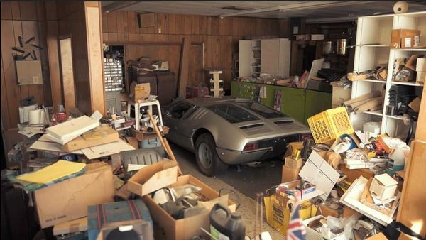 Exotic Vintage Barn Finds Stashed Away In Old Buick Dealership