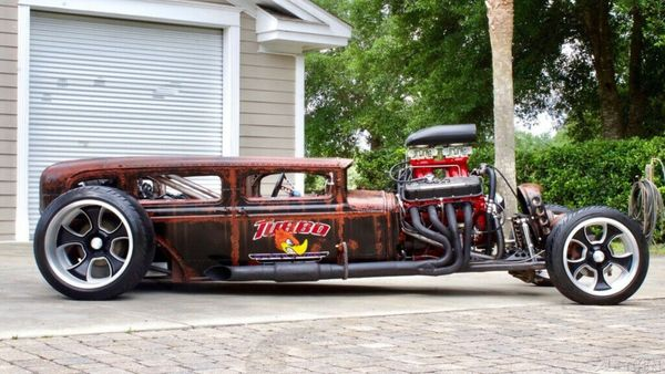 Ebay Find: 1930 Ford Model A Rat Rod