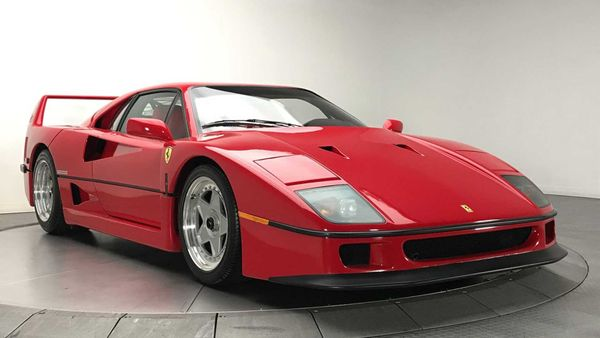 10 Facts You Might Not Have Known About The Ferrari F40