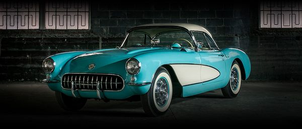 Make Room In Your Garage For This Rare 1956 Chevy Corvette Barn Find