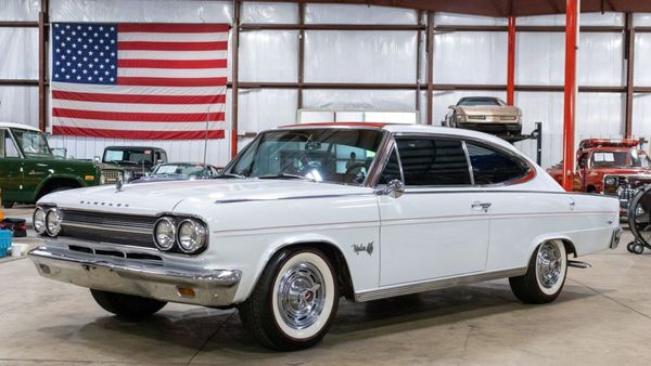 1965 AMC Marlin Lets You Stand Out From The Crowd