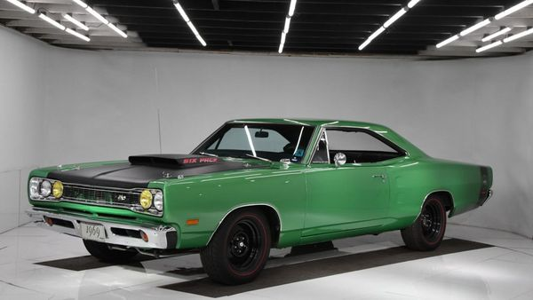 Play With This Documented 1969 Dodge Super Bee