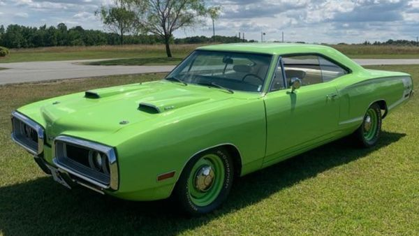 Be Super Behind The Wheel Of A 1970 Dodge Super Bee