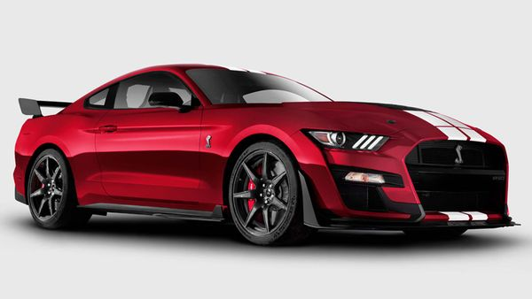 Motorious Readers Get Triple Entries On This Shelby GT500 For Father's Day