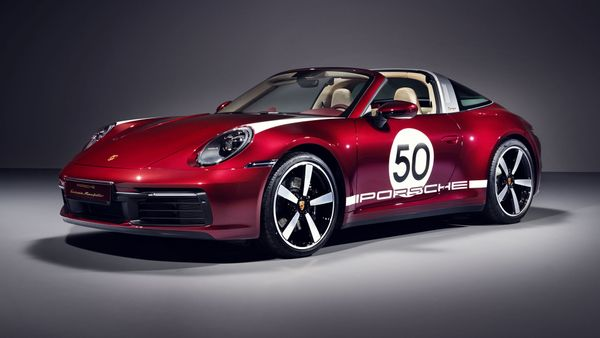 Porsche Heritage Design Applies Vintage Style To All-New 911