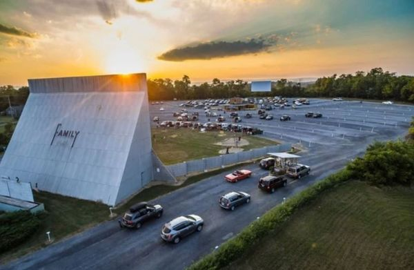 Drive-In Movie Theaters See A Spike During COVID