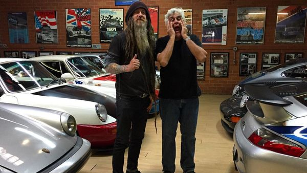 Magnus Walker's Porsche Collection Is Unreal