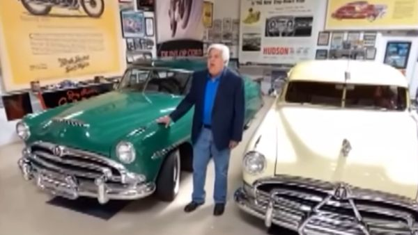 Jay Leno's 1951 Hudson Hornet Has Quite The History