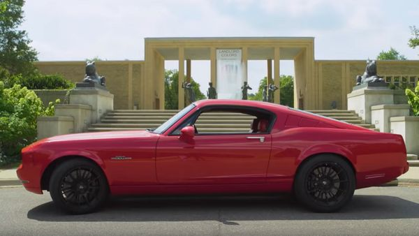 The Equus Bass 770 Is A Six-Figure Muscle Car