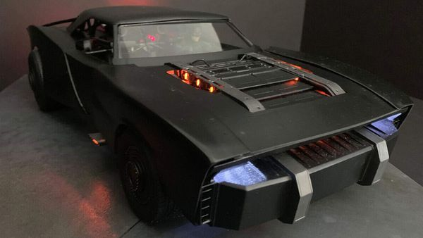 Most Disappointing Car Reveal Of 2020: The New Batmobile