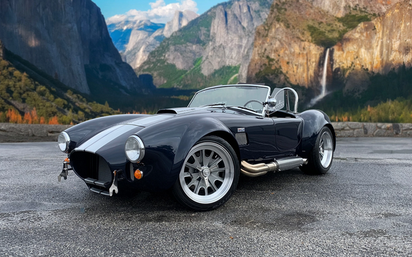 Motorious Readers Get 2Xs The Entries To Win This Cobra, But Only For Another Week