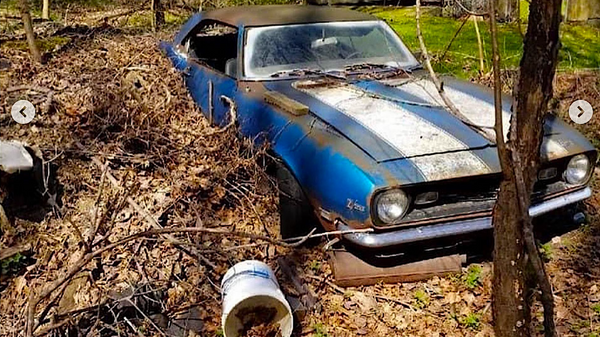 Left To Die, This First-Gen Z/28 Camaro Gets A Second Chance