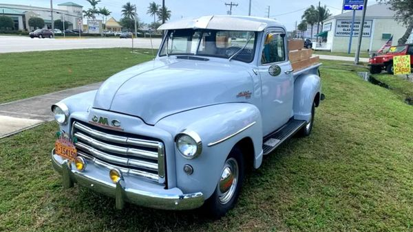 Drive Away In A Beautiful 1953 GMC 9300 Pickup