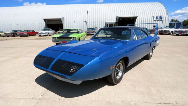 Massive Mopar Collection Goes Up For Auction In July