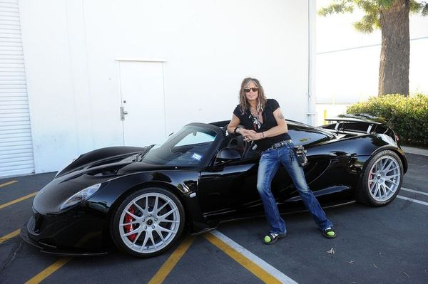 Musicians Who Rock A Killer Car Collection