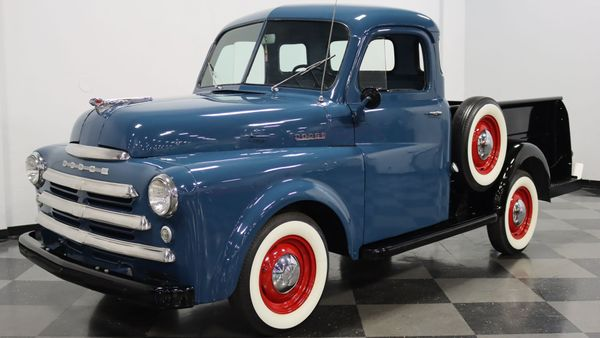 1948 Dodge B-1 Pickup Has Stayed In The Same Family