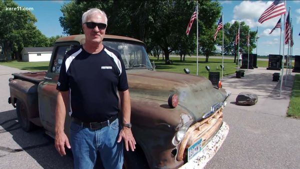 Watch How A $75 Chevy Truck Came Full Circle For One Family